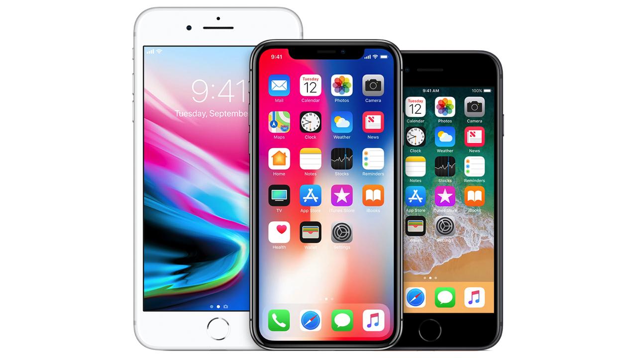 Apple начала программно замедлять iPhone 8, 8 Plus и X - фото 2 | Сервисный центр Total Apple