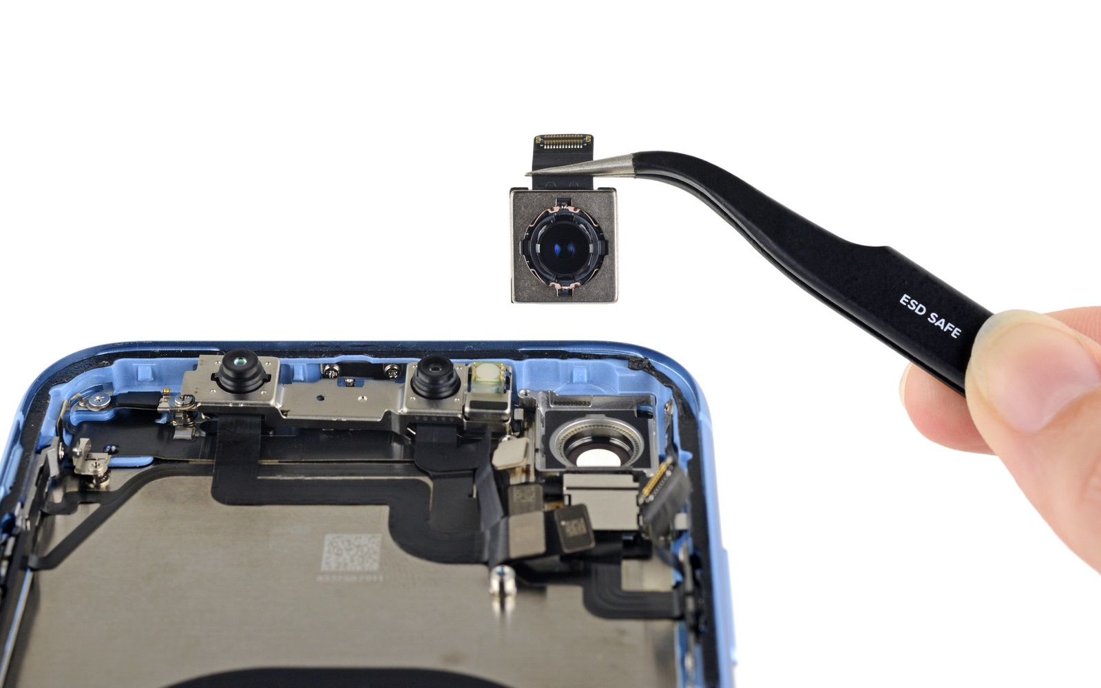 Apple iPhone XR разобран экспертами iFixit - фото 2 | Сервисный центр Total Apple