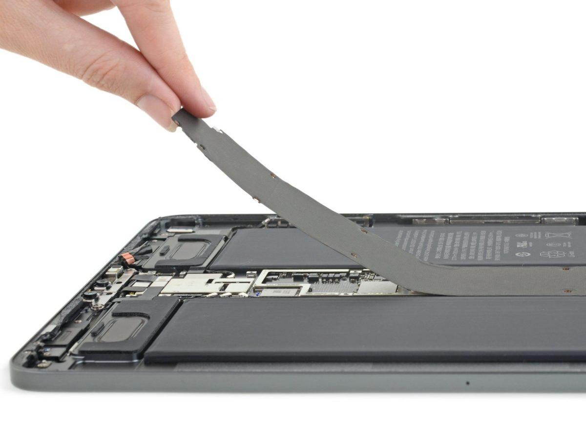 Эксперты iFixit проверили ремонтопригодность iPad Pro 2018 - фото 2 | Сервисный центр Total Apple