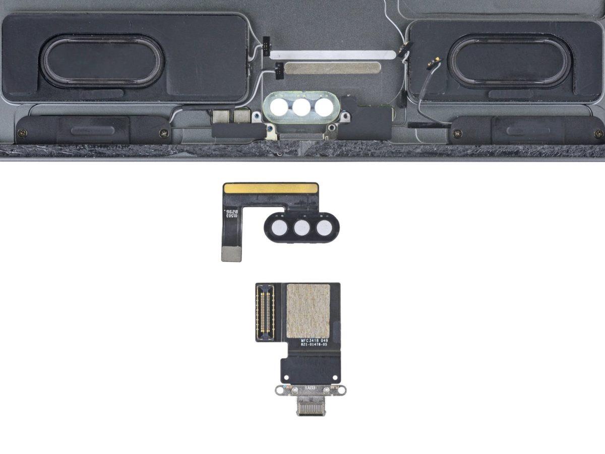 Эксперты iFixit проверили ремонтопригодность iPad Pro 2018 - фото 4 | Сервисный центр Total Apple