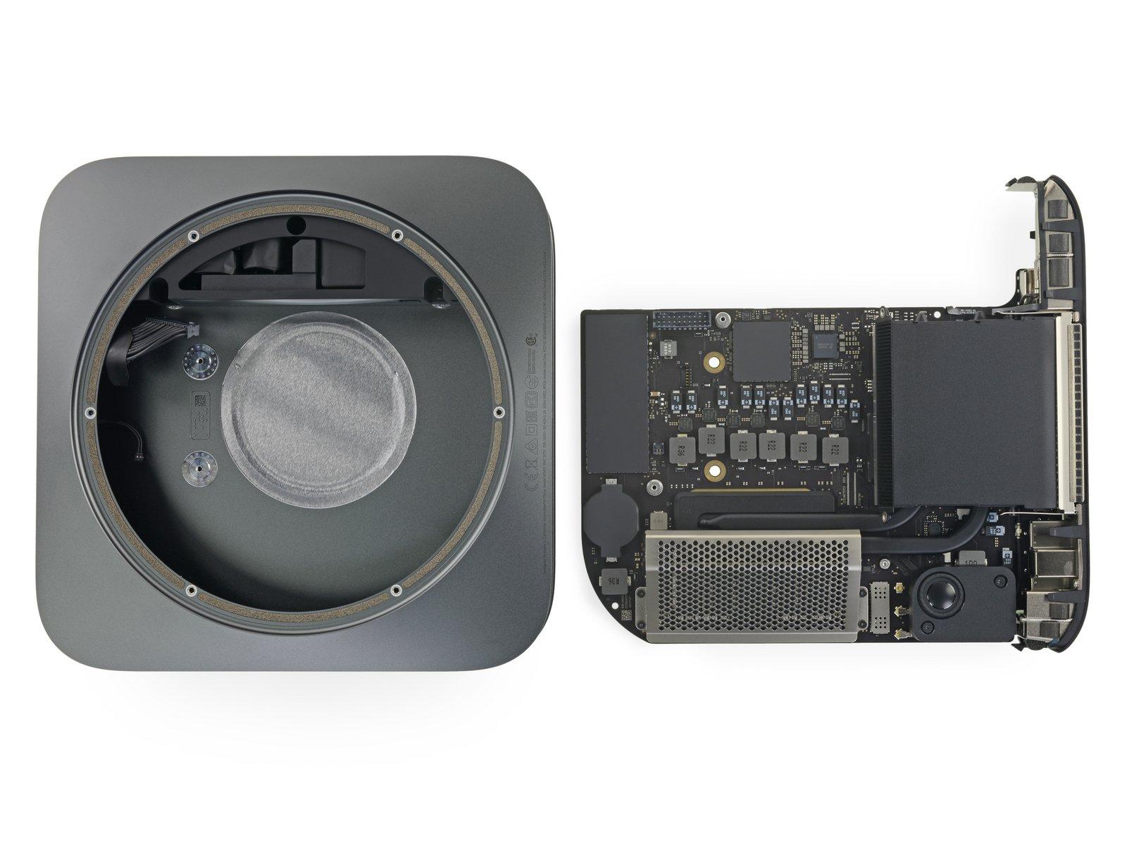 Эксперты оценили ремонтопригодность нового Mac Mini - фото 100 | Сервисный центр Total Apple