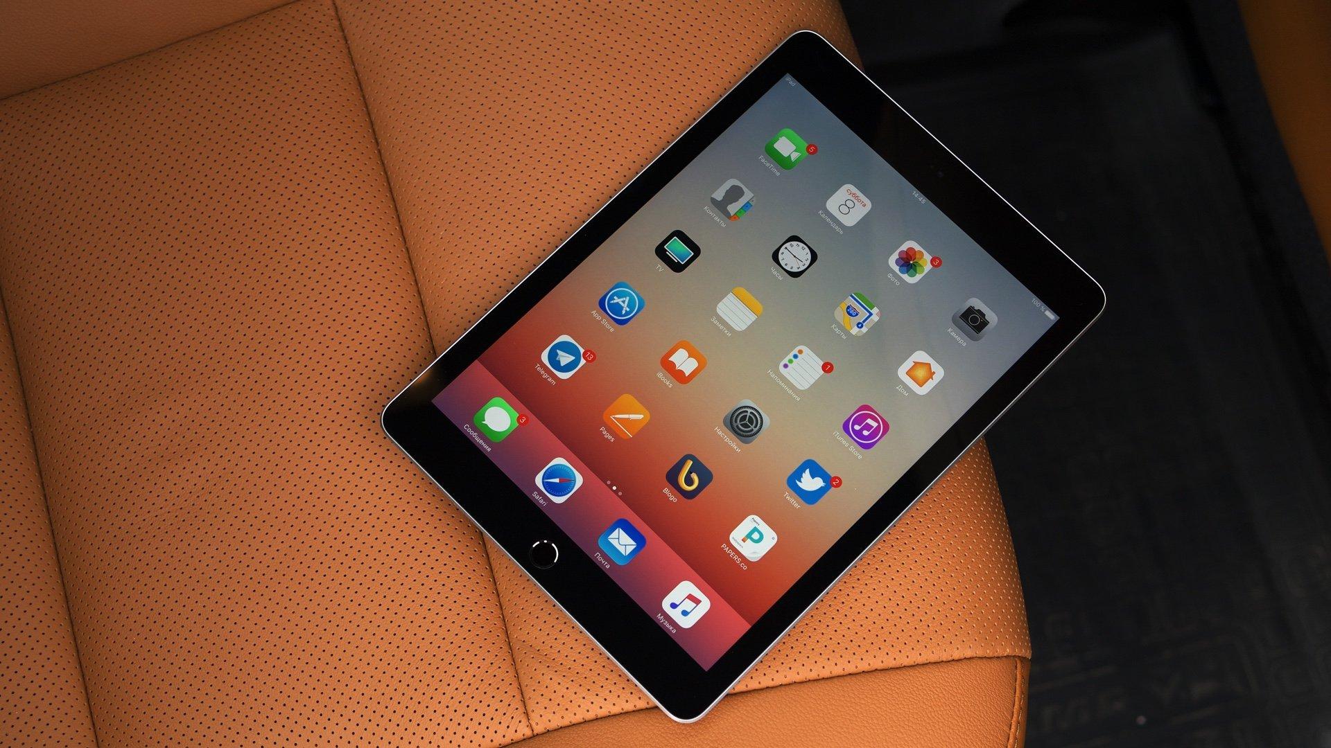 Ремонт iPad 5 (2017) - фото 1 | Сервисный центр Total Apple