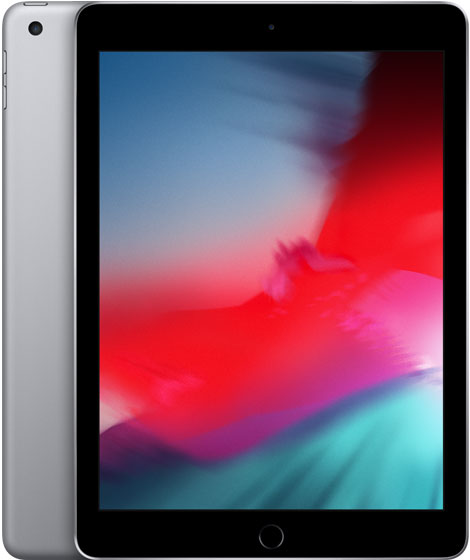 Наклейка бронестекла iPad 6 2018 (A1893, A1954)