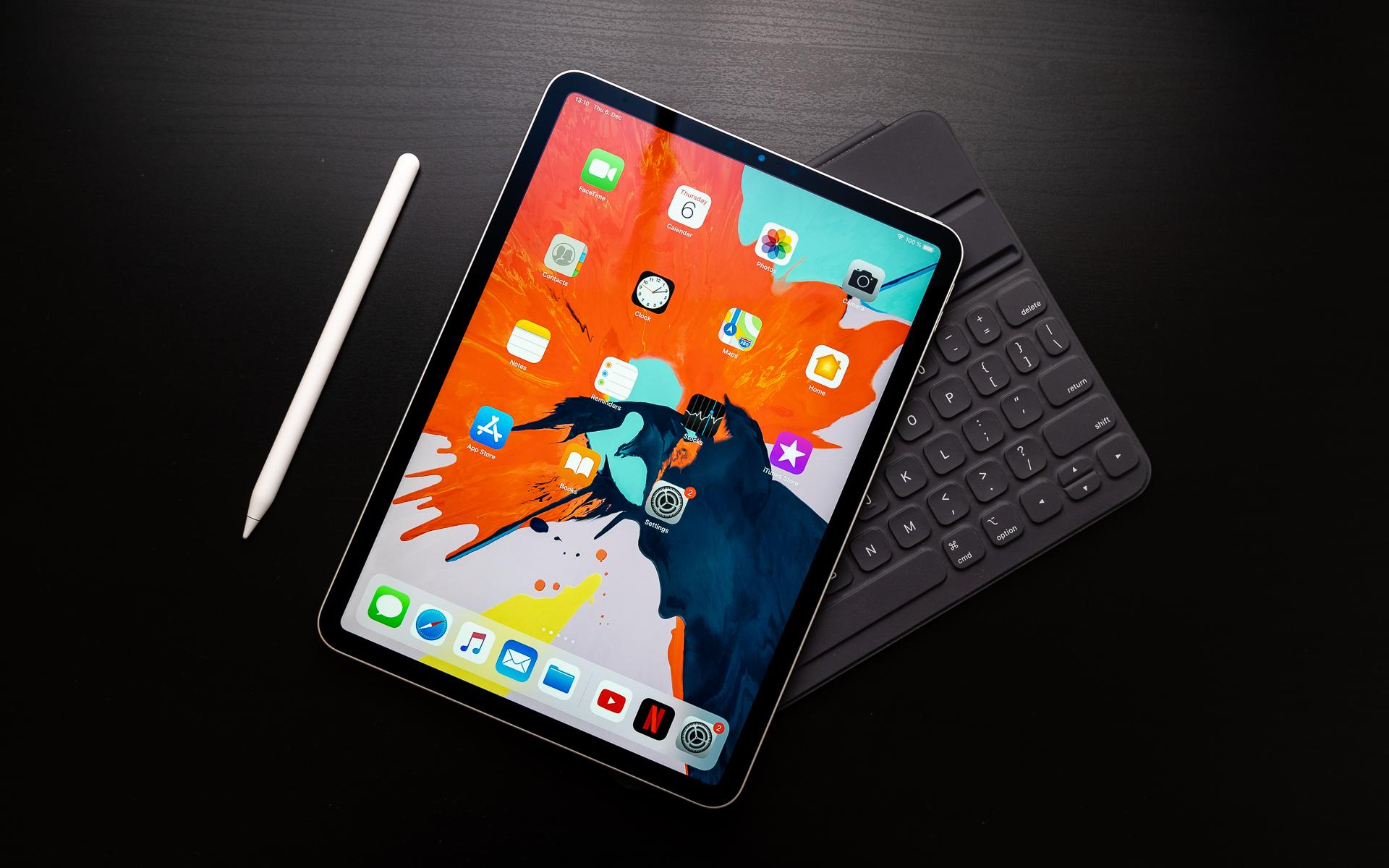 """Ремонт iPad Pro 11"""" - фото 1   Сервисный центр Total Apple"""