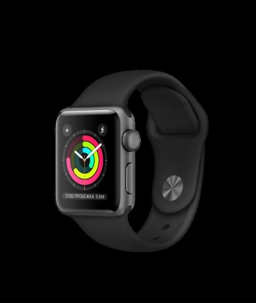Замена микрофона Apple Watch Series 3 38mm (A1860, A1889, A1890, A1858)