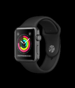 Замена дисплейного модуля (оригинал) Apple Watch Series 3 42mm (A1861, A1891, A1892, A1859)