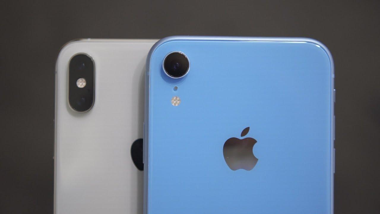 Чем отличается iPhone XS и XR - фото 4 | Сервисный центр Total Apple