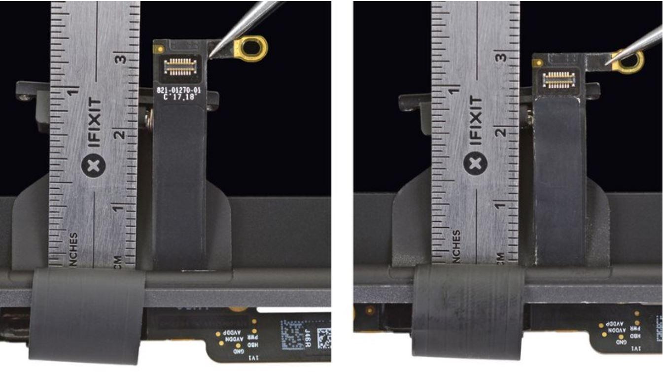 Шлейф экрана актуальных поколений MacBook стал причиной flexgate - фото 3 | Сервисный центр Total Apple