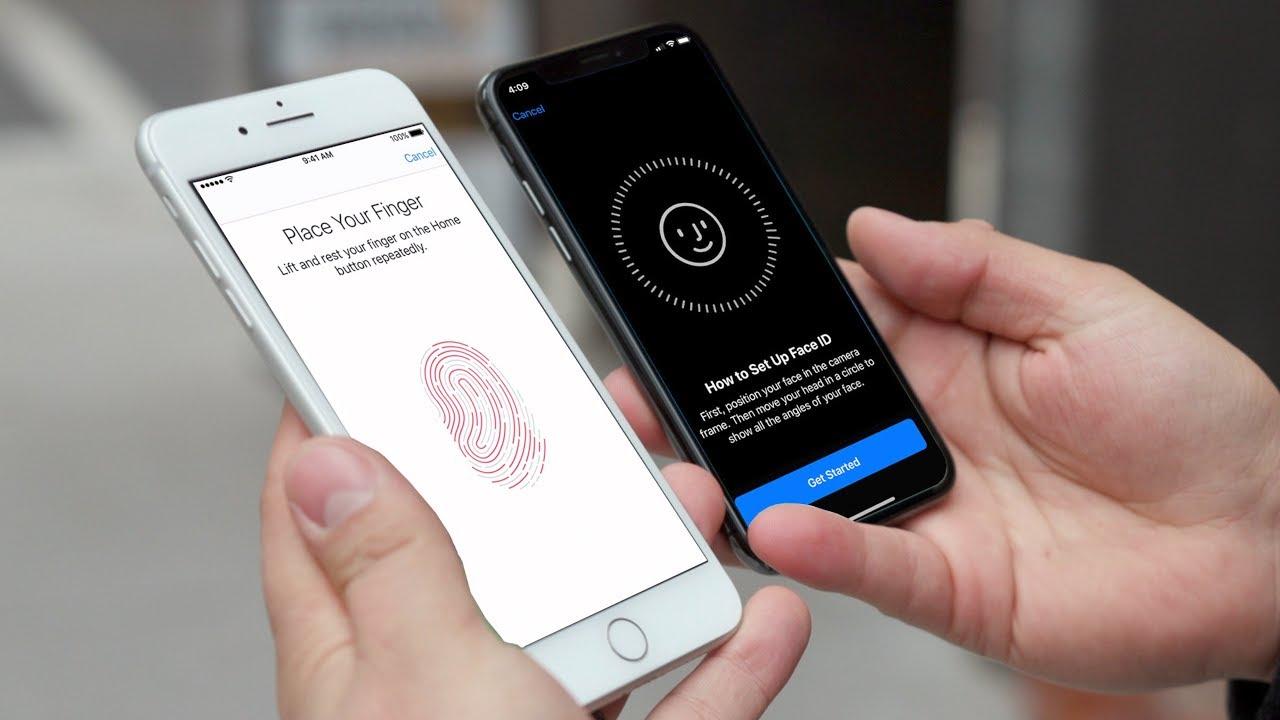 Стоило ли Apple отказываться от Touch ID в пользу Face ID - фото 2 | Сервисный центр Total Apple