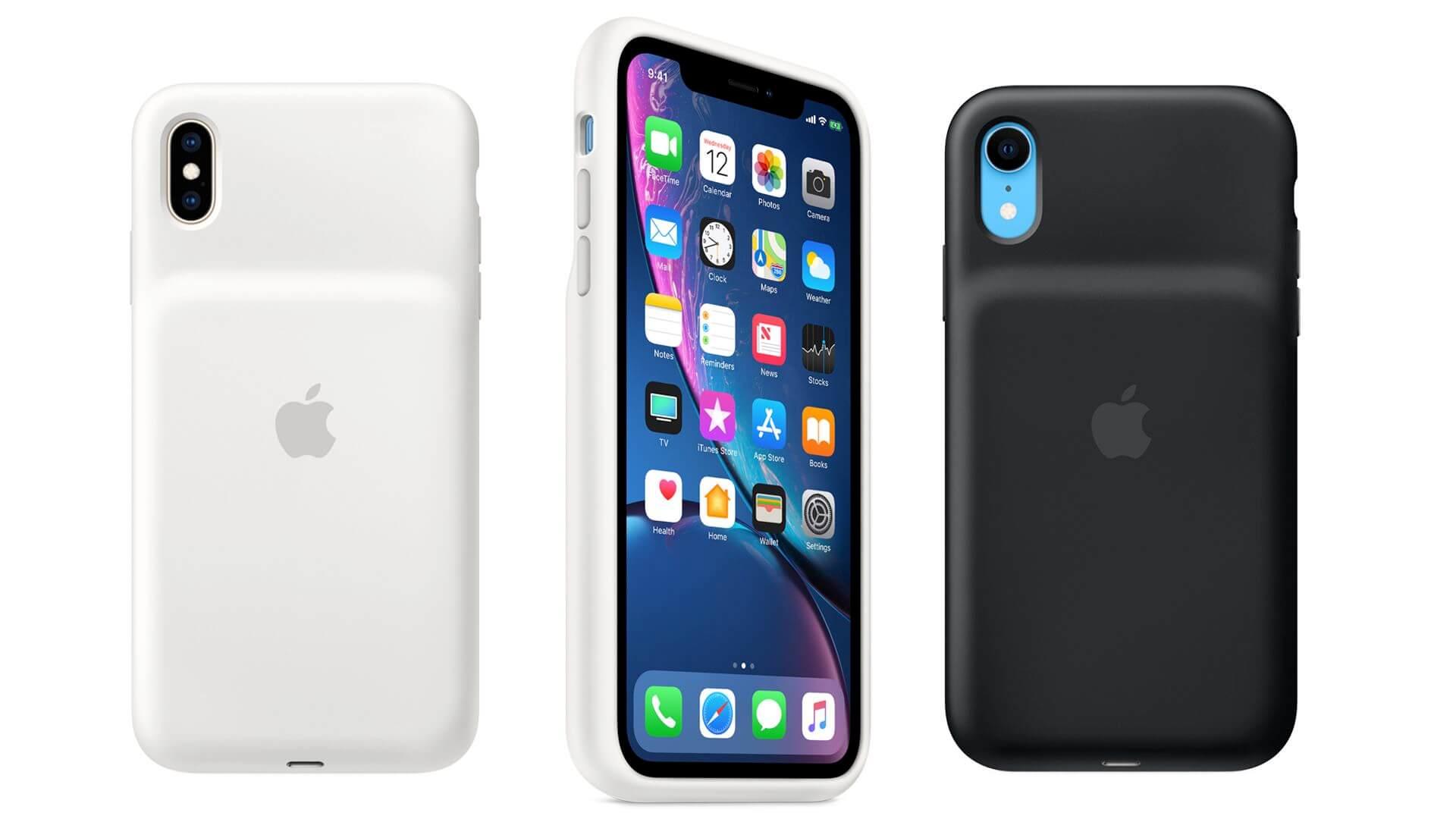 Apple преувеличила показатели чехлов-аккумуляторов нового поколения - фото 2 | Сервисный центр Total Apple