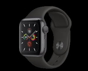 Замена переднего стекла (переклейка) Apple Watch Series 5 40mm (A2092, A2094, A2156)