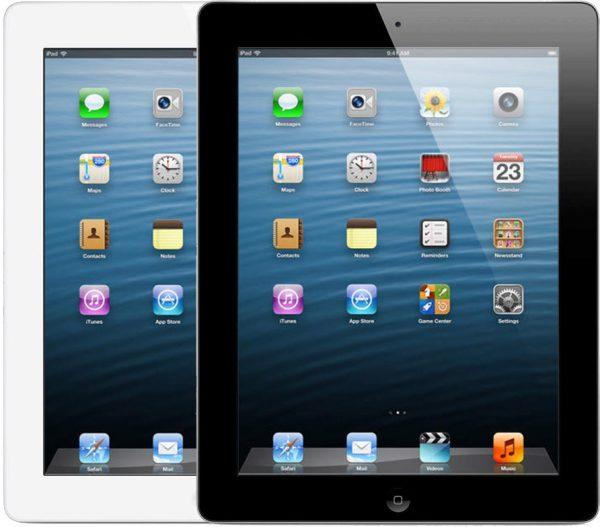 Получение данных из резервной копии iPad 4 (A1458, A1459, A1460)