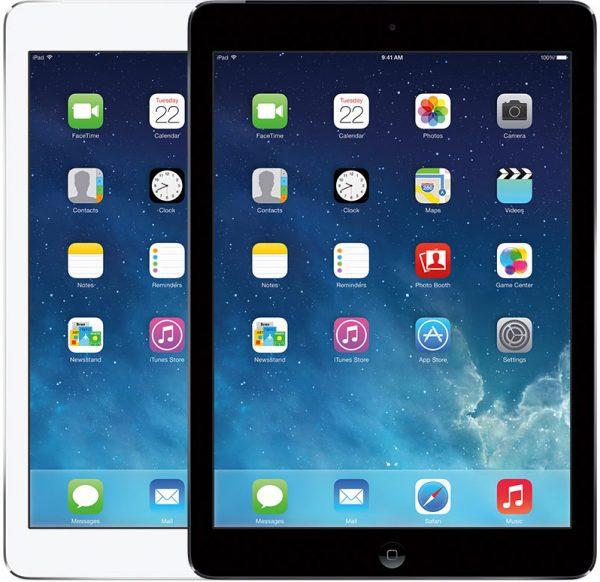 Замена стекла (оригинал) iPad Air 1 (A1474, A1475, A1476)