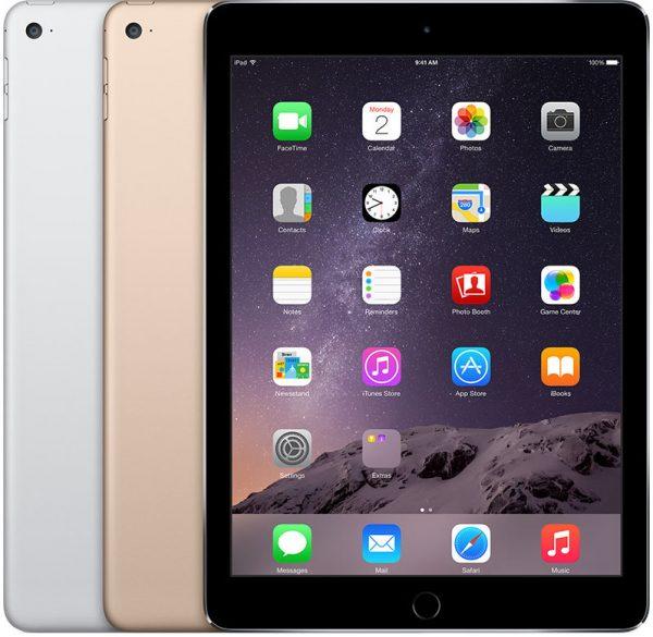 Замена кнопок громкости iPad Air 2 2014 (A1566, A1567)