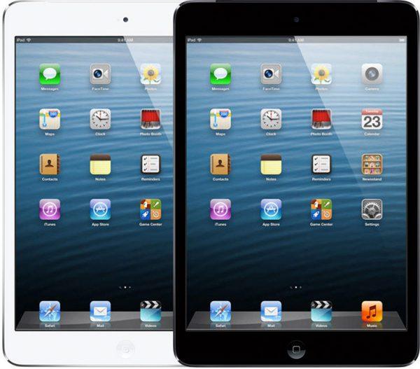 Наклейка бронестекла iPad Mini 1 (A1432, A1454, A1455)