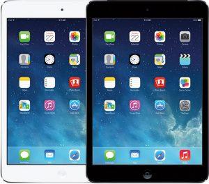 Наклейка бронестекла iPad Mini 2 (A1489, A1490, A1491)