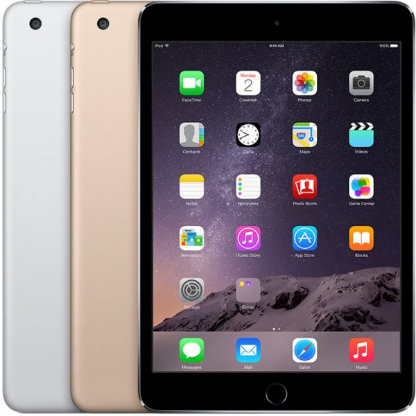 Замена стекла (оригинал) iPad Mini 3 (A1599, A1600)