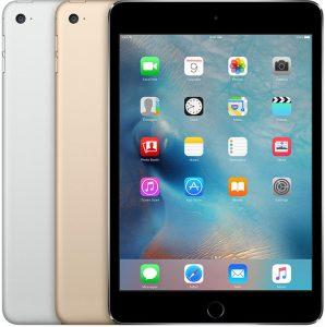 Чистка от пыли и грязи iPad Mini 4 2015 (A1538, A1550)