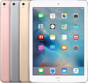 Наклейка пленки iPad Pro 9.7