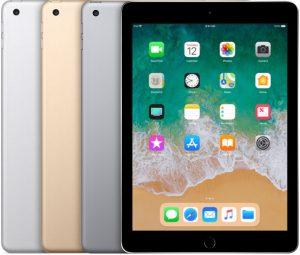 Наклейка пленки iPad 5 2017 (A1822, A1823)