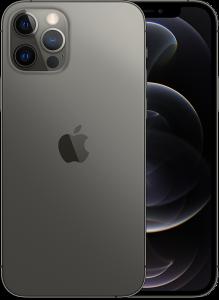 Наклейка пленки iPhone 12 Pro