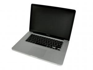 Замена микрофона MacBook Pro 15