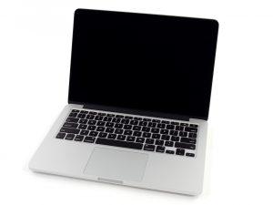 Замена подсветки клавиатуры MacBook Pro 13